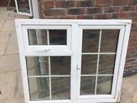 Second hand PVC windows. (~£20 per item o.n.o)
