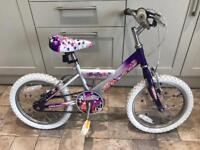 Concept rockstar 16 inch girls bike