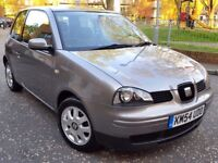 seat arosa s 1.0 2004 Facelift 1 lady owner just been serviced