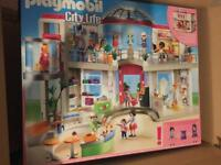 Playmobil City Life Shopping Mall 5485