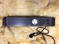 EMO rack mount power supply