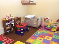 Childcare, flexible hours during the week