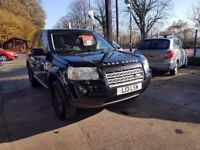 Land Rover Freelander 2 2.2 TD4 XS 5dr, XENON, LEATHER FULL SPEC. WARRANTY, CARD PAYMENTS