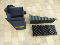 Malenco leveling ramps