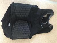 Nike Pro Combat Compression Padded Vest