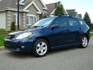2006 Toyota Matrix XR AUTOMATIQUE, A/C, 151 000KM golf yaris civ