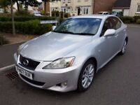 2007 LEXUS IS 220D SE Start and stop Button