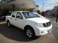 NISSAN NAVARA VISIA DCI ..PICK UP..2014..1 OWNER.. FULL SERVICE HISTORY**FINANCE AVAILABLE**