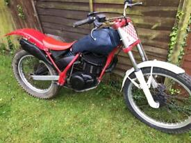 Garelli 250 Spares or repairs/ Barnfind / project