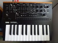 Korg Monologue - Brand new boxed