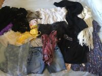 Ladies summer clothes 8-10 some new