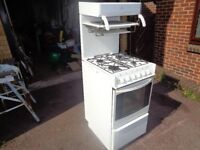 PARKINSON/COWAN PLAZA 3 GAS COOKER £60 MAIDSTONE