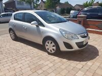2012 Vauxhall Corsa 1.2 Automatic 5 Door Low Mileage Excellent condition Cheap Price