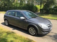 GENUINE BARGAIN MOVING OVERSEAS - Astra 1.8 Design Automatic low miles long MOT great car
