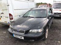 Volvo v70 estate petrol 2001 year spare parts