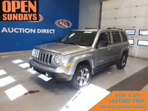 2015 Jeep Patriot LEATHER! SUNROOF! 4X4! FINANCE NOW!