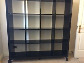 Large modern Bookcase / storage unit from habitat