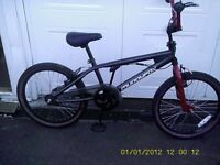 "3 BMX BIKES ALL WITH 20"" WHEELS FROM £65 TO £95 EACH"