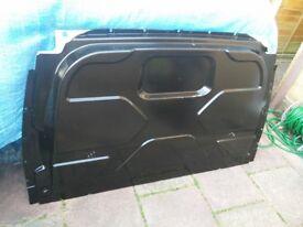 2014 Ford Transit Custom Padded Bulkhead for sale
