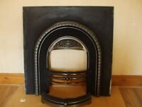 Cast Iron Fire surround 38 inches by 38 inches