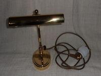 Herbert Schmidt Piano Lamp