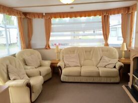 💥 Quick sale lovely holiday home - caravan pitch fees included💥