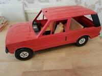 Vintage Sindy Range Rover