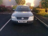 2003 VW Passat 1.9 TDI - cheap and reliable car - MOT March 18 *** NEW clutch / belt / pump *** £750