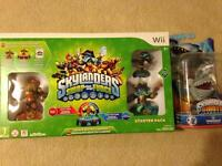 Skylanders Swap Force Wii Starter Pack and Additional Figure - Brand New