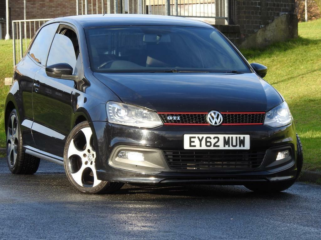 vw polo gti dsg in bedford bedfordshire gumtree. Black Bedroom Furniture Sets. Home Design Ideas