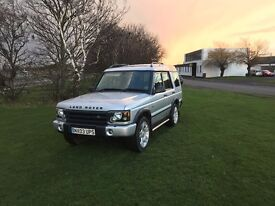 Land Rover Discovery 2.5L TD5 GS