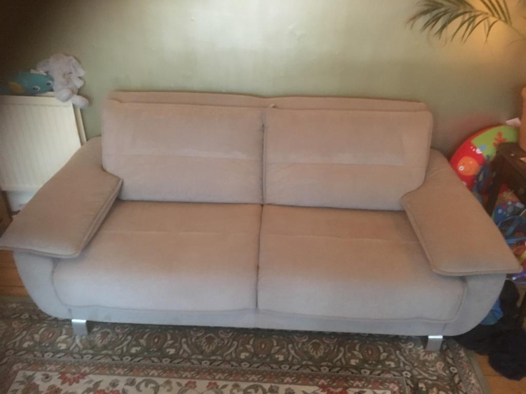 Terrific Dfs Fling 3 Seater Sofabed Sofa Bed Like New In Johnstone Renfrewshire Gumtree Machost Co Dining Chair Design Ideas Machostcouk