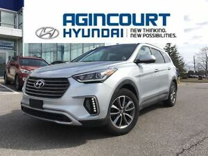 2017 Hyundai Santa Fe XL LUXURY/NAVI/LEATHER/PANO ROOF/ONLY 2391