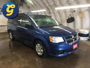2011 Dodge Grand Caravan SXT*STOW N GO*REAR CLIMATE CONTROL*ALL  Kitchener / Waterloo Kitchener Area image 2