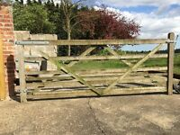Field or Drive Gate - 3m