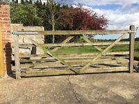 Field or Drive Gate - 3m