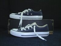 Converse All Star Ox Navy Trainers. Size 3 new and boxed