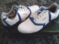 Golf shoe's Hi tec V-lite true uk 11s New.