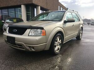 2005 Ford Freestyle LIMITED AWD WITH LEATHER & SUNROOF Oakville / Halton Region Toronto (GTA) image 1