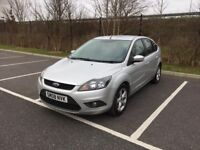 FORD FOCUS 1.6 AUTOMATIC SERVICE HISTORY NEW MOT