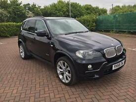 BMW X5 3.0sd M Sport 5dr Auto (black) 2008