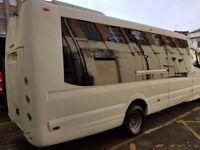 16 seater Mercedes Mini coach