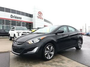 2016 Hyundai Elantra GLS/SUNROOF, ALLOY WHEELS