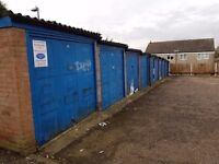 Garages to Rent: Cloverfields (off Trotters Rd) Harlow - ideal for storage