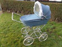 marmet babies pram with extras