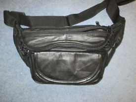 Soft Leather Bum Bag