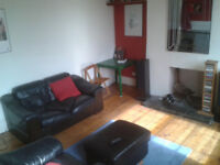 Very Spacious part-furnished 1 bed 1st Floor Flat Weekdays / Flexible Creative Time Share Montpelier