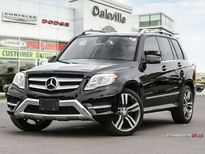 2013 Mercedes-Benz GLK-Class GLK 350 4MATIC | AWD | SUNROOF | HE