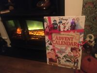 Disney storybook book advent calendar Christmas gift toy story frozen monsters inc 🎄