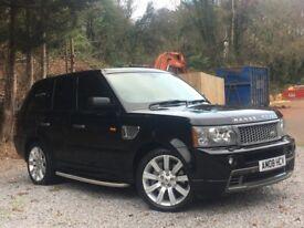 2008 Range Rover sport HST TDV8 3.6 272bhp